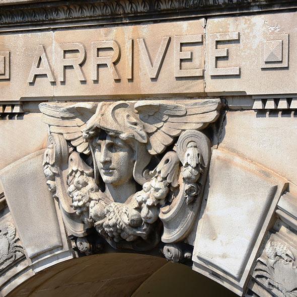 taxi gare de Marseille